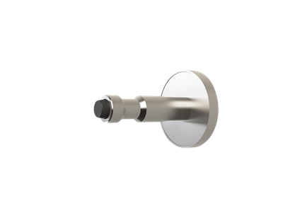 65mm Stainless Steel Coat Hook, SGL
