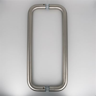 FHBB30-0901 Stainless Steel Pull Handles - Outward Opening Doors