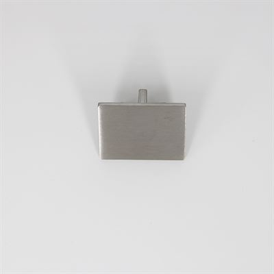 Stainless Steel Headrail End Cap 0334153