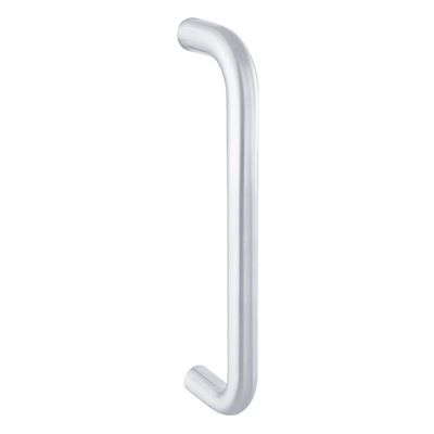 0182222 Satin Anodised Aluminium Pull Handle