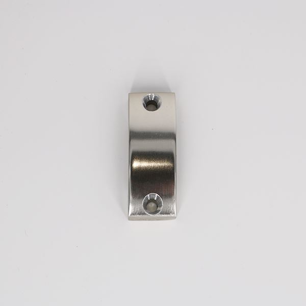 FKBP-0901 Polished Aluminium Flush Keep